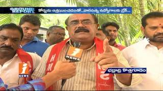 Singareni Workers fires On TRS Govt Over Inheritance Jobs Issues   Ground Report   iNews