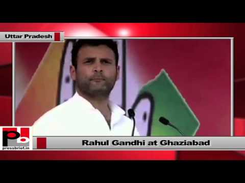 Rahul Gandhi- Congress lifted 15 crore people out of poverty