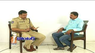 DCP Ranganath Exclusive Interview | New Traffic Penalty Point System In Hyderabad | iCounter| iNews