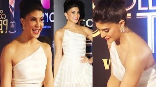 Jacqueline Fernandez Looks Hot in White Gown