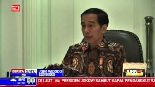 Jokowi: Pembangunan Infrastruktur Asian Games 2018 Harus Tepat Waktu