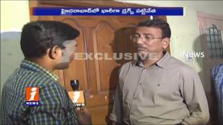 45 Crores Drugs Seized in Hyderabad | Face To Face With NCB Zonal Director | iNews