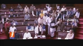 Govt Creating Hurdles For Notes Ban Debate In Rajya Sabha |  Ghulam Nabi Azad Alleges | iNews
