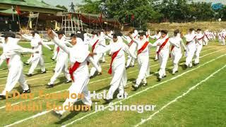 I-Day Function Held at Bakshi Stadium in Srinagar