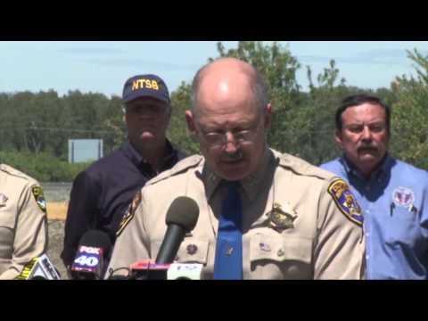 Calif. Investigators Re-construct Fatal Bus Cras News Video