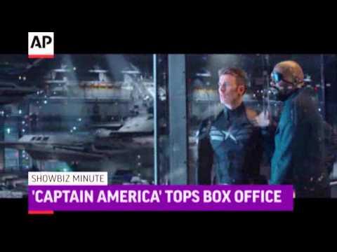 ShowBiz Minute- Jackson, Box Office, VS News Video