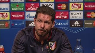Simeone- no shocks from 'clever' barca - Sports News Video