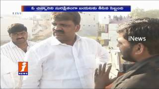 Mayor Bonthu Rammohan Face To Face on Building Collapse at Nanakramguda | iNews
