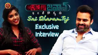 Sai Dharam Tej Interview About Jawaan Movie || Sai Dharam Tej, Mehreen Pirzada