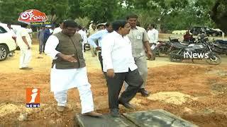 Cold War between Minister Narayana And Mayor Abdul Aziz In Nellore | loguttu | iNews