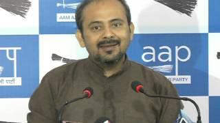 AAP demands immediate arrest and removal of BJP's Karan Singh Tanwar from NDMC