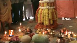 Sri Bhavani Kumkumeswara Swamy Jathara Celebrations In Parakal   iNews