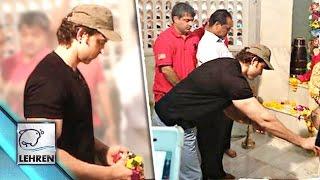 Hrithik Roshan At MAHASHIVRATRI Celebration