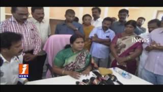 Peethala Sujatha Sudden Visit to Government Hospital at Chintalapudi | East Godavari Dis| iNews