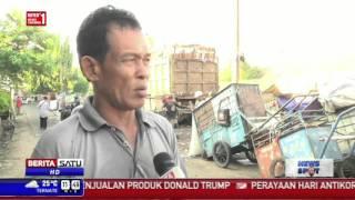 Truk Sampah Terbatas, Sampah di Tambora Menggunung