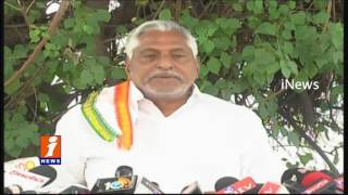 Congress MLA Jeevan Reddy Challenge to Telangana Government | iNews