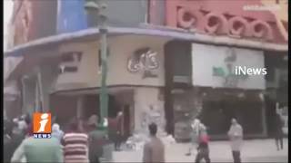 ISIS Attack on Coptic Churches On Palm Sunday | 45 Dead, More Then 100 Injured | Egypt | iNews