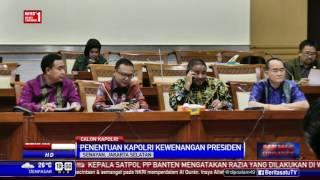 DPR Minta Presiden Segera Kirim Nama Calon Kapolri