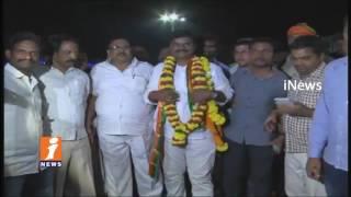 TDP and BJP Candidate PVS Madhav Wins Uttarandhra Graduate MLC Elections  | iNews