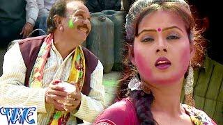 Holi Me Budhawa Nachata - Holi Me Geel Bhail Choli - Bhojpuri Hot Holi Songs