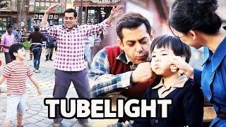 Kabir Khan Releases Salman's Tubelight Teaser Making Video