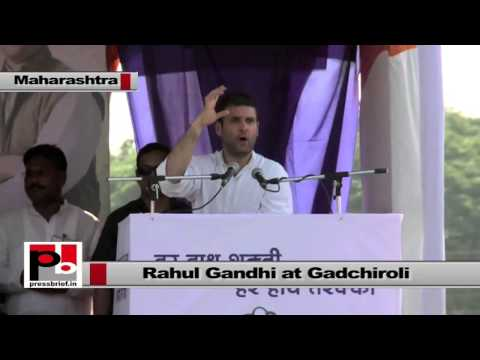 Rahul Gandhi- Congress works for everyone