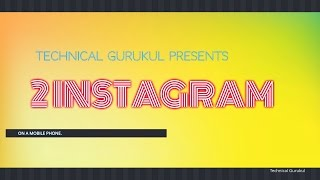 (Hindi) How To Install 2 Instagram on Same Phone
