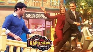 Jolly LLB 2 Akshay Kumar & Huma Qureshi On The Kapil Sharma Show