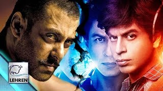 Salman's 'Sultan' TEASER To Release With Shahrukh's 'Fan'