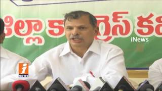 Congress Senior Leader Tulasi Reddy Comments On State And Central Govt | iNews