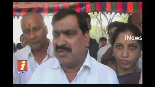 Minister Mahender Reddy Launches Boys Hostel At Medchal | Malkajgiri | iNews