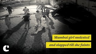 Mumbai girl molested and slapped till she faints