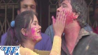 Dharail Gail Bansware Me - Dehat Ke Holi | Vishal Dubey | Bhojpuri Holi Song