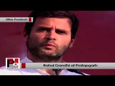 Rahul Gandhi - Congress will generate jobs for millions of youth