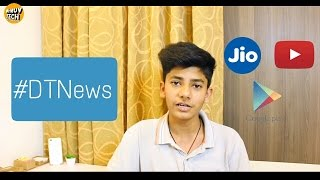 #2DTnews Jio May extend free offer Mi6 and mi6 plus leaks I Youtube captions will work with Music!