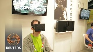 Oculus Rift virtual reality now a reality News Video