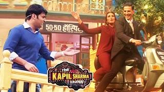 Akshay Kumar & Huma Qureshi On The Kapil Sharma Show - Jolly LLB 2 Promotion