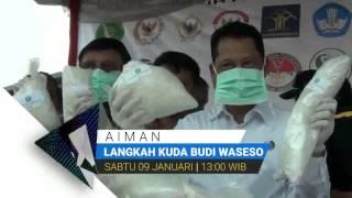 AIMAN - Langkah Kuda Budi Waseso (Sabtu 9 Januari 2016)