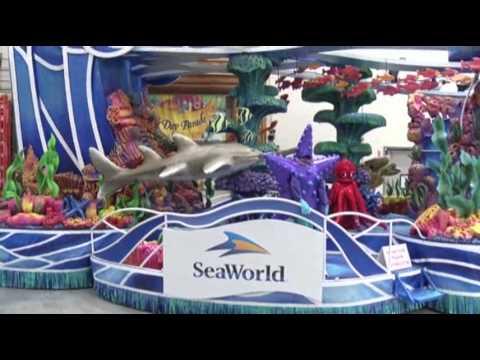 Cirque Du Soleil, Oz Join Macy's Parade News Video