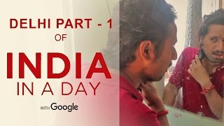 India In A Day (Delhi Edition Pt1) Vlog @ awSumit