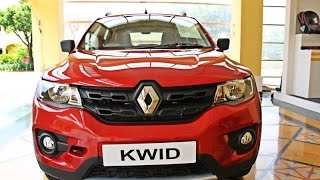 Top 5 Cars in India under 5 lakhs - Renault Kwid, Maruti Alto K10