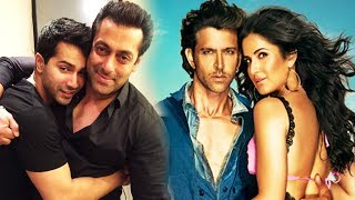 Salman Will Have Only 2 MINUTE Role In Judwaa 2, Hrithik Roshan To ROMANCE Katrina Kaif Again