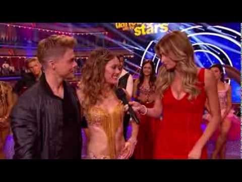 Dancing With the Stars (Season 18)- Week 1 (Amy Purdy & Derek Hough | Cha-cha-cha)