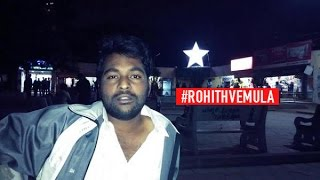 Rohith Vemula, a Dalit student of University of Hyderabad committed suicide.