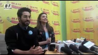 Golmaal 4 Experience By Parineeti Chopra At Radio Mirchi - Meri pyari bindu Promotion