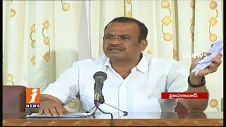 Congress Komatireddy Venkat Reddy Comments On TRS Govt Over Health Departments Jobs Issues | iNews