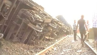 पुखरायां ट्रेन हादसे में 116 मौतों की पुष्टि, राहत कार्य जारी