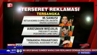 Daftar Nama Terseret Reklamasi Teluk Jakarta