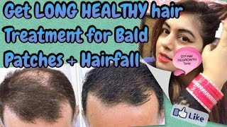 How to Grow Long Thick Hair FAST Naturally | DIY HAIR REGROWTH Tonic | Regrowth in Bald Spots
