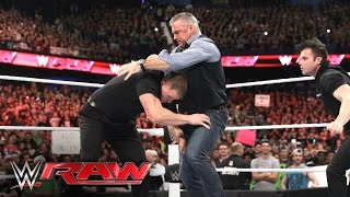 Shane McMahon falls victim to a diabolical deception